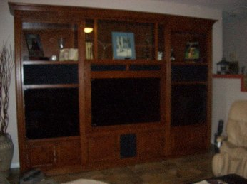 Beautiful Entertainment Center
