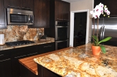 Completely Custom Built Kitchen