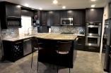 Completely Custom Built Kitchen