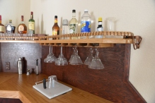 Custom Mini Bar